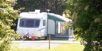 Harrogate Caravan Park Dog Friendly site North Yorkshire